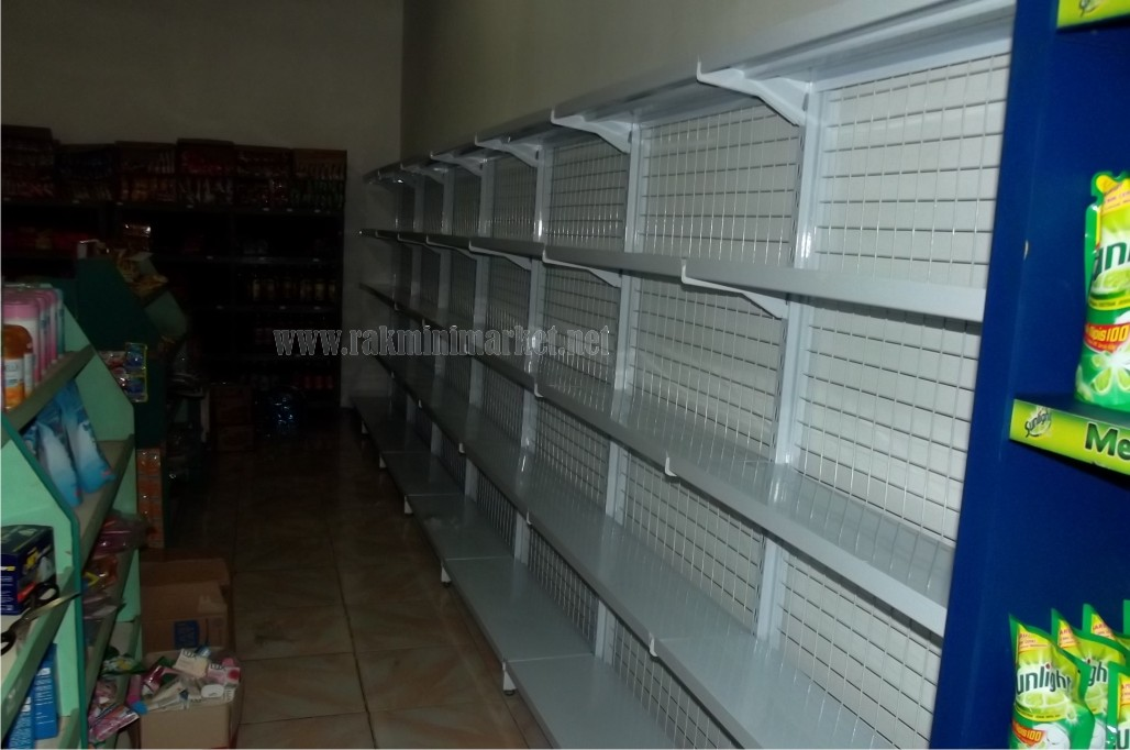 Rak Minimarket Jepara